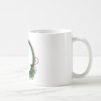 Winter Frame Classic White Coffee Mug