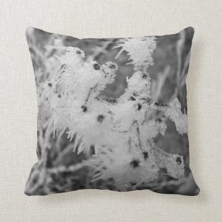 "Winter Frost 16""by16"" Pillow"