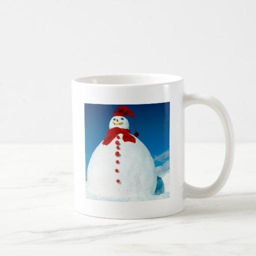 Winter Frostys Cousin Coffee Mugs