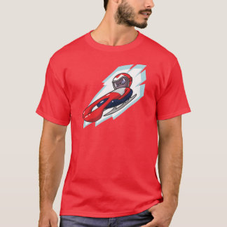 Winter Games - Luge T-shirt