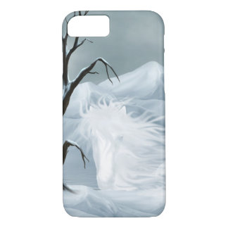 Winter ghost horse iPhone 7 case