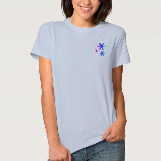Winter Girl Tee Shirts