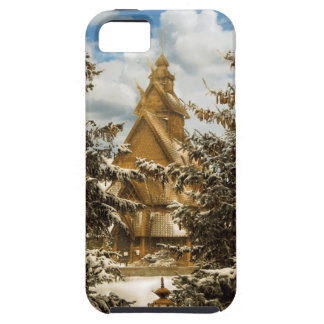 Winter Gol Church Minot North Dakota Case For The iPhone 5