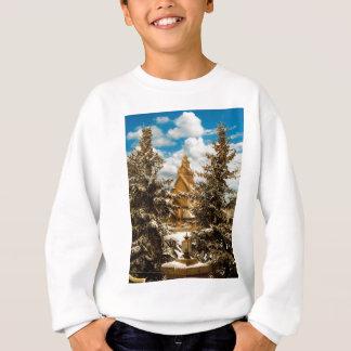 Winter Gol Church Minot North Dakota Sweatshirt