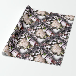Winter Greenman, Wrapping Paper