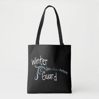Winter Guard Spin Dance Perform | Tote