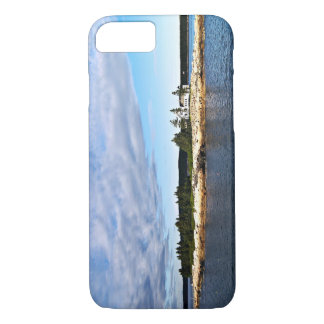 Winter Harbor Lighthouse, Maine iPhone 8/7 Case