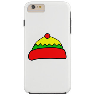 Winter Hat Tough iPhone 6 Plus Case