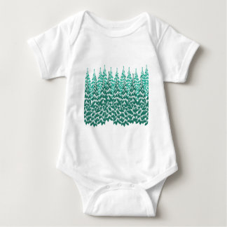 Winter Haven Baby Bodysuit
