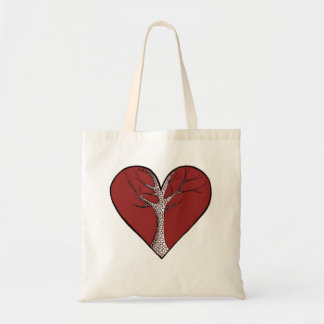 Winter Heart bag