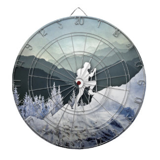 Winter Hike Dartboard