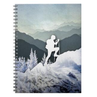 Winter Hike Notebook