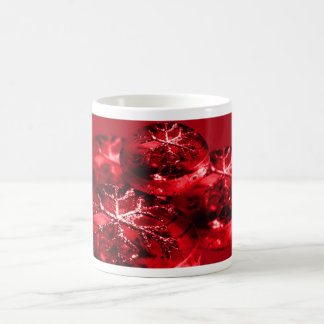Winter Holiday Classic White Coffee Mug