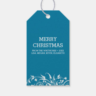 Winter Holidays Pack Of Gift Tags