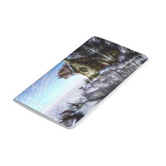 Winter Home journal