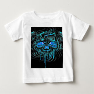 Winter Ice Skeletons Baby T-Shirt