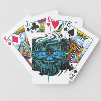 Winter Ice Skeletons PNG Bicycle Playing Cards