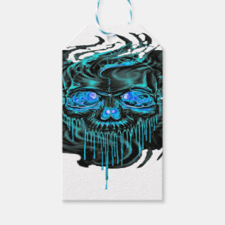 Winter Ice Skeletons PNG Gift Tags