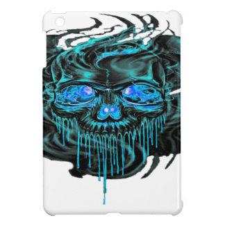 Winter Ice Skeletons PNG iPad Mini Cover