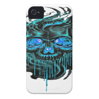 Winter Ice Skeletons PNG iPhone 4 Case