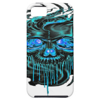 Winter Ice Skeletons PNG iPhone 5 Case