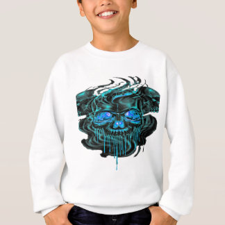 Winter Ice Skeletons PNG Sweatshirt