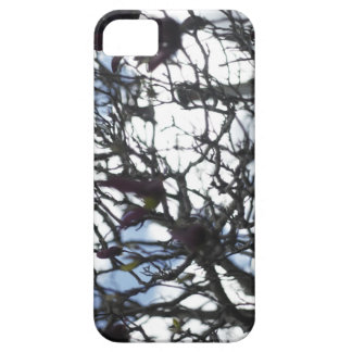 Winter in Bloom Case For The iPhone 5