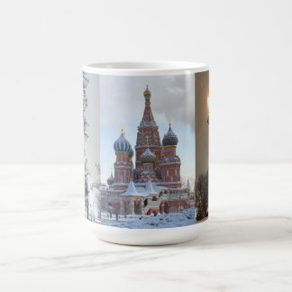Winter in Moscow Coffee Mug