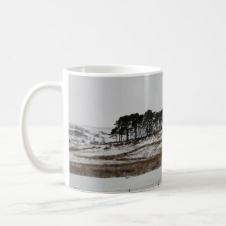 Winter in North Cumbria Basic White Mug