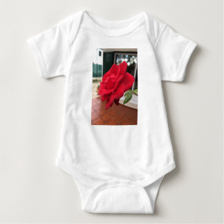 Winter in Portugal Baby Bodysuit