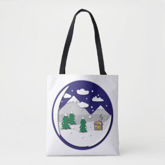 Winter is coming tote bag