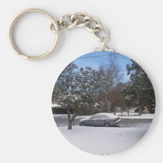 Winter Keychain