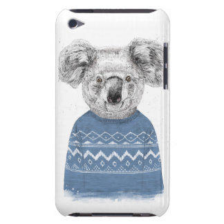 Winter koala Case-Mate iPod touch case