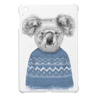 Winter koala iPad mini cases