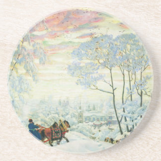Winter._Kustodiev Coaster