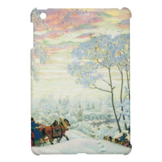 Winter._Kustodiev Cover For The iPad Mini
