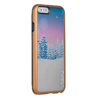 Winter Landscape Incipio Feather® Shine iPhone 6 Case