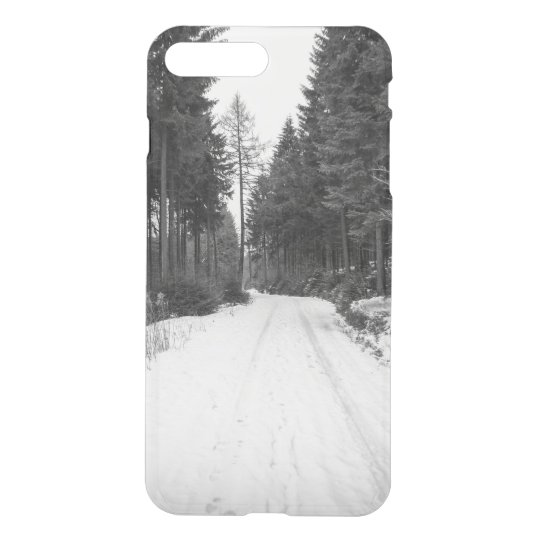 winter landscape iPhone 7 plus case