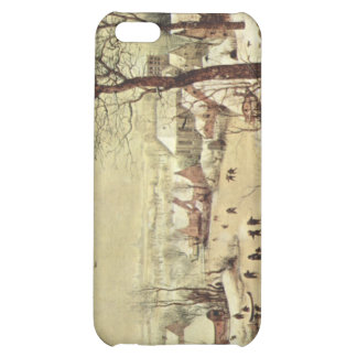 Winter Landscape with a Bird Trap - 1565 iPhone 5C Case