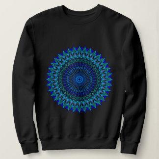 Winter mandala sweatshirt