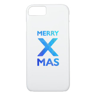 Winter Merry Xmas iPhone 8/7 Case