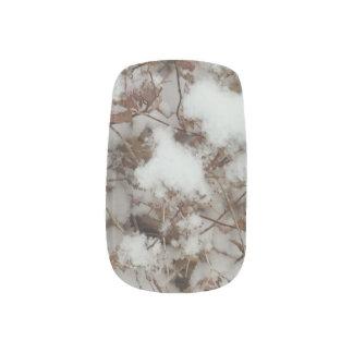 Winter Minx Nail Art