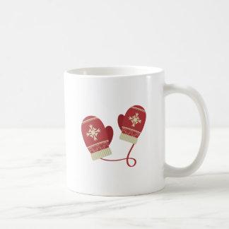 Winter Mittens Coffee Mug
