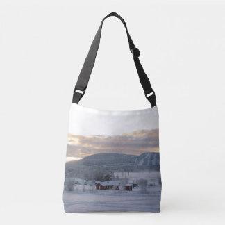Winter Morning #1 Crossbody Bag