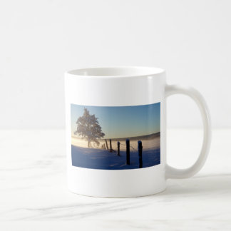 Winter Morning St Joseph Island Coffee Mug