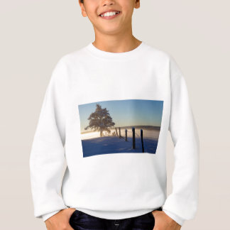 Winter Morning St Joseph Island Sweatshirt