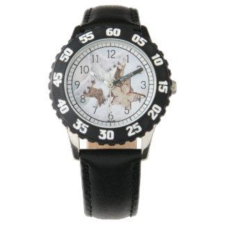 winter motif 015 watch