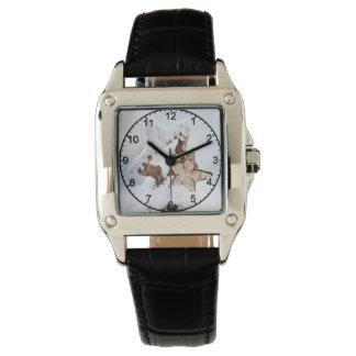 winter motif 03 watch