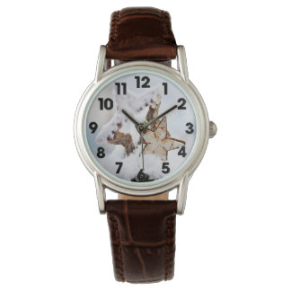 winter motif 04 watch