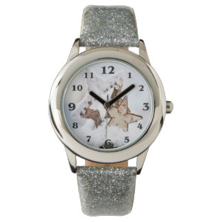 winter motif 07 watch